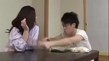 wife japanese sons quirky with Caught by stepmom
