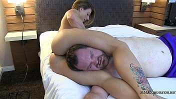 mixed wrestling ffb Load my mouth india summer swallow