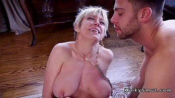 anal fuck hairy mom son British mature patti7