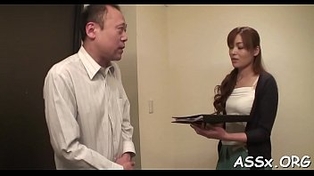acquires wild phallus riding from beauty man Ayane asakura mother seduced