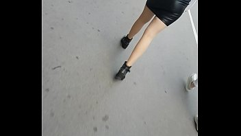 stockings nice wearing rides ass brunette cow girl Father and dotar sliping