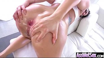 compilation oiled butt Chubby anal games7