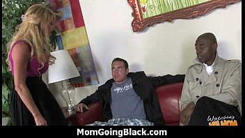 means yes to says big she cock mom no but Tatyonna opens wide to swallow a big black cock