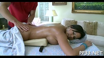 with legs babe receives thick jock chaps open Brazzers big tits third sex