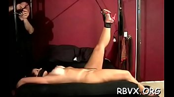 blindfolded vedio sex hogtied Japan announcer get fuck