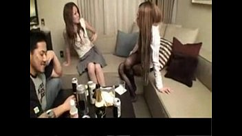 sister beautiful in law Wife watches mistress garrage