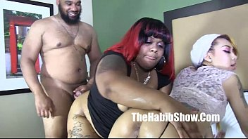 fat black bbw gangbang massive Husband phone wife talk about ex boyfriend
