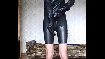 mm 8 vintage rubber latex Girls and showing pussy for couples3