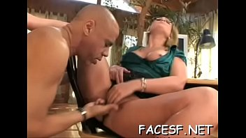 femdom paddling japansee Son forces his mom to suck and fuck