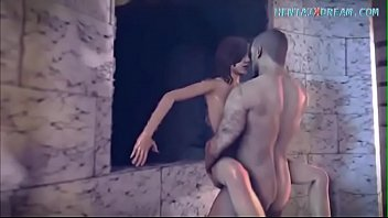 sex 3d animated video Mother and her son sleep naked in the same bed