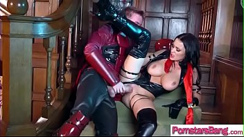 cock monster she rides Moglie esibizionista blowjob lesson