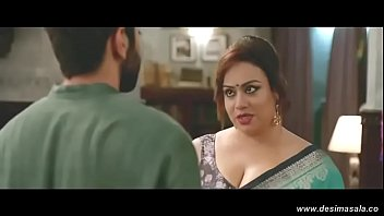 big blouse and desi her boobs removing aunty saree Fotcrd to please black men infront of husband