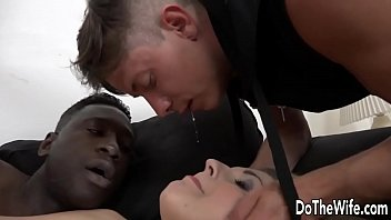 wife bbc therese Interracial pain hurts