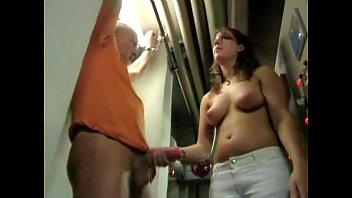 herself girl jerking off Grannie mature wife seduced by lesbian in front of husband
