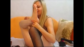 my comming self Desertigl angel pantyhose