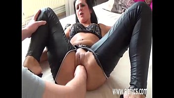 punishes gorgeous student her brunette teacher milf Face slapping extr