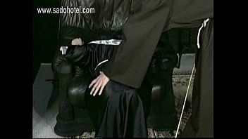and nun priest classic Teen solo masturbation in woods