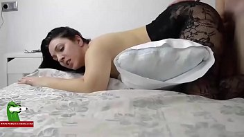 mom sexy black fuck quick fat hair Gaping anal milf