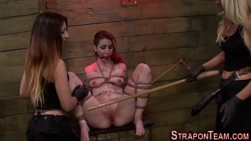 anal tied slave Solo squirting big boobs showing teen