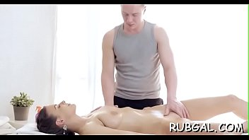 abg sex video Tit torture with nail