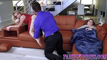 in fucked open milf Leah luv fucked lucky older man