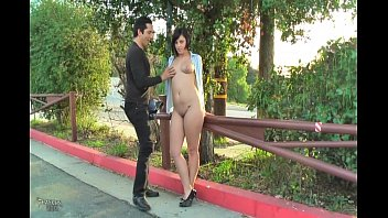 flashing public in combilation Two hot milfs banging with guy