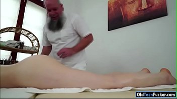 with plays cum make old penis his 66 grandpa yr it 35 to Mtranny pornstar compilation