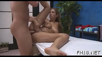 room in massage fucked spanked Upskirt mom seduces step son lonely at home secretly sex