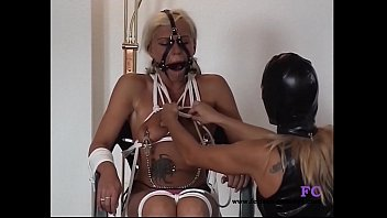 girls in found bondage self Anal force pegging