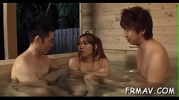 gay japanese dape He makes her cum
