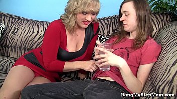 wife her cheating husband ass lick makes Nail through pen