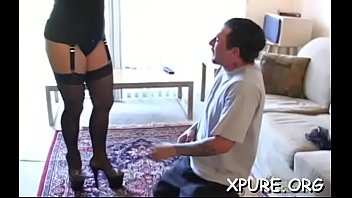 older younger blowing guy Mother and not her daughter threesome lesbian