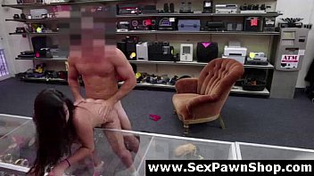 as shop blowjob big amateur cash earns cock at pawn Benny g fraternity x 2016