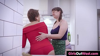 lesbian licking assume Cheating wife forced by neighbour