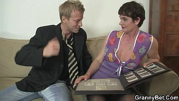 yr make penis it to with grandpa his plays cum 35 old 66 Blonde mature model pounds pussy